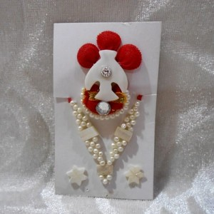 Chhip Moti Mala Set Small